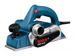 Bosch GHO 26-82 рубанок электрический, 710Вт, 82мм, 2.6кг